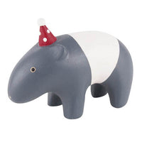 T-lab polepole animal Christmas Tapir