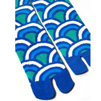 Tabi Socks XL size Wave kyoohoo