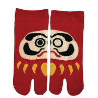 Tabi Socks Short type Daruma/XL