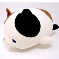 LIV HEART Marshmallow Animal Bolster cushion 58203-10