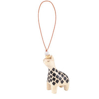 T-lab polepole animal Strap Giraffe