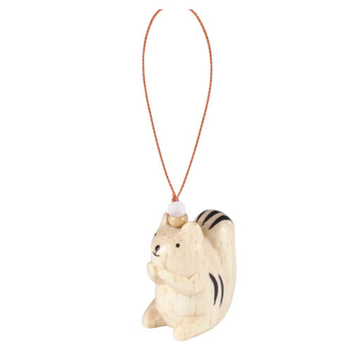 T-lab polepole animal Strap Squirrel