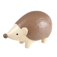 T-lab polepole animal Antique Style Hedgehog (L)