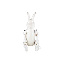T-lab Rabbit of the wonderland Pastel Shades Rabbit White