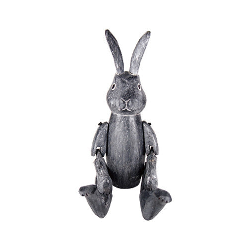 T-lab Rabbit of the wonderland Rabbit Grey Small