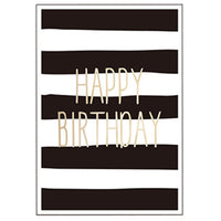 Greeting Life Birthday Card AT-44