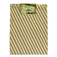 Greeting Life Brown Paper Bag Chic ATW-70