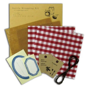 Jolie Poche Bottle Wrapping Kit CBW-01