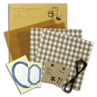 Jolie Poche Bottle Wrapping Kit CBW-02