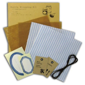 Jolie Poche Bottle Wrapping Kit CBW-03