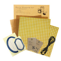 Jolie Poche Bottle Wrapping Kit CBW-14
