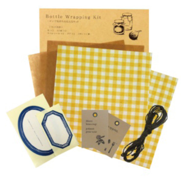 Jolie Poche Bottle Wrapping Kit CBW-15