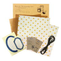 Jolie Poche Bottle Wrapping Kit CBW-16