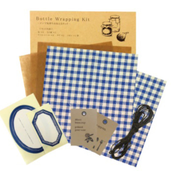 Jolie Poche Bottle Wrapping Kit CBW-19