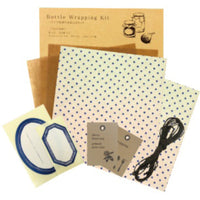Jolie Poche Bottle Wrapping Kit CBW-20