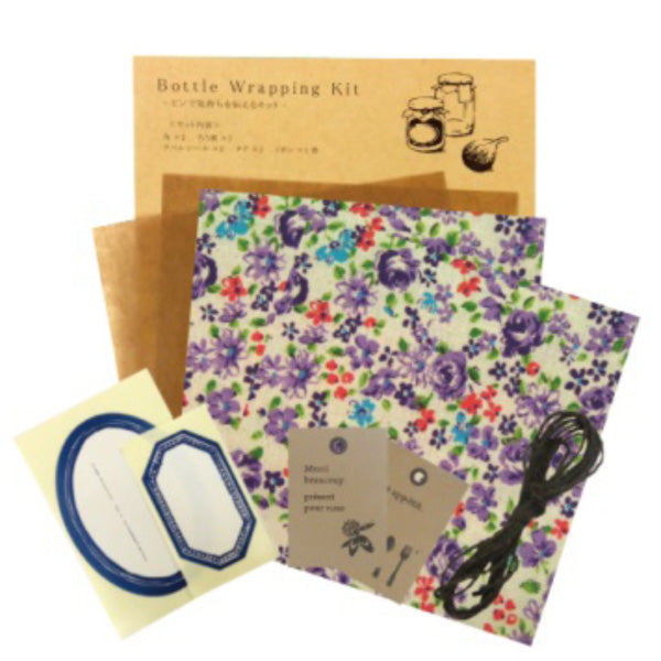 Jolie Poche Bottle Wrapping Kit CBW-24