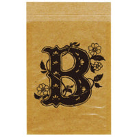 Jolie Poche Kraft Card Case B