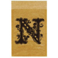 Jolie Poche Kraft Card Case N