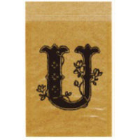 Jolie Poche Kraft Card Case U