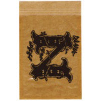 Jolie Poche Kraft Card Case Z
