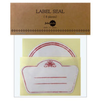 Jolie Poche Label Seal CLS-03