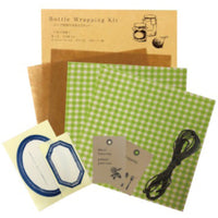 Jolie Poche Bottle Wrapping Kit CBW-05