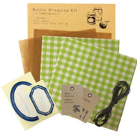Jolie Poche Bottle Wrapping Kit CBW-06