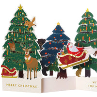 Greeting Life Christmas Card ET-138