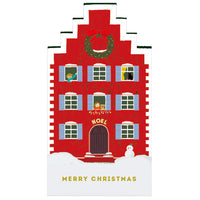 Greeting Life Christmas Card ET-137