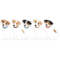 Greeting Life Animal Die Cut Memo ETN-130