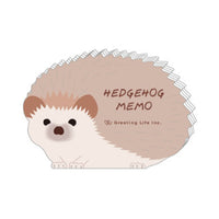 Greeting Life Animal Die Cut Memo ETN-134