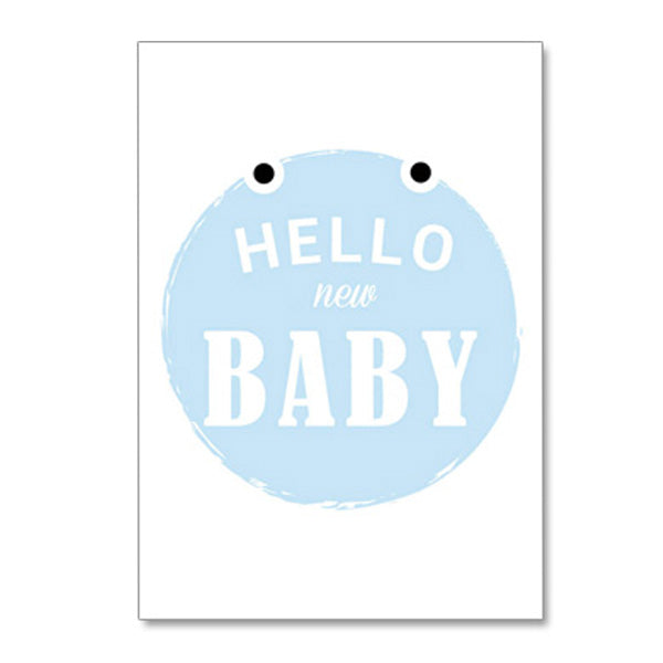 Greeting Life Baby Card HT-51