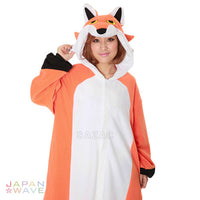 SAZAC Red Fox Kigurumi