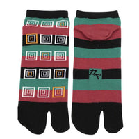 Tabi Socks Short type Kabuki Color/XL
