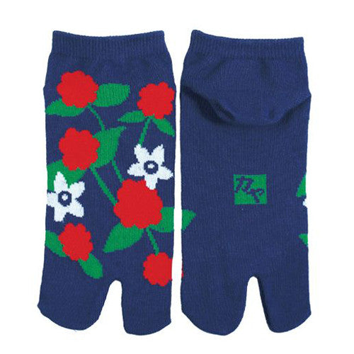 Tabi Socks Short type Rubus kyoohoo
