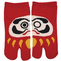 Tabi Socks Short type Daruma/M