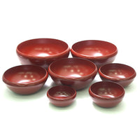 Kyoohoo Lacquer Ware Seven Nested Bowls