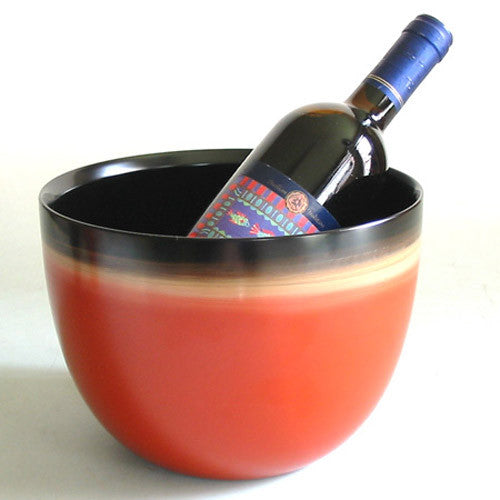 Kyoohoo Lacquer Ware Wine Bottle Cooler
