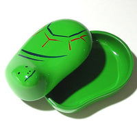 Kyoohoo Lacquer Ware Lucky Color Case Green Turtle