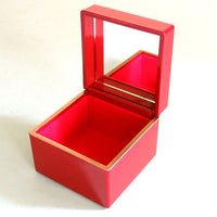 Kyoohoo Lacquer Ware Earring Box Maiko