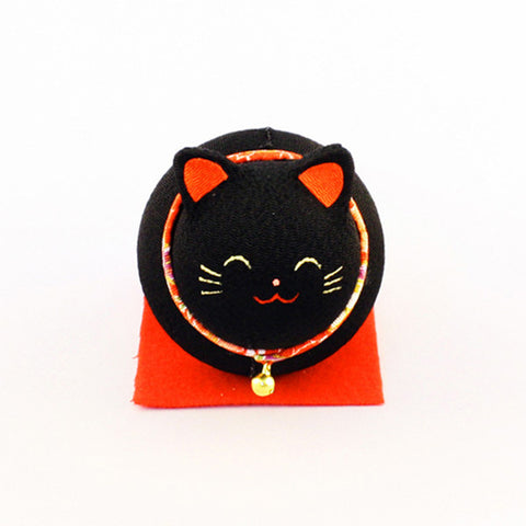 Gorogoro Cat Black