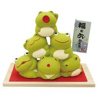 Dango Frog Doll K12-3603F