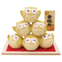Dango Cat Owl K12-3603O