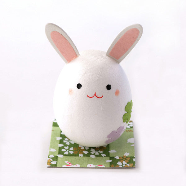 Korokoro Rabbit Green