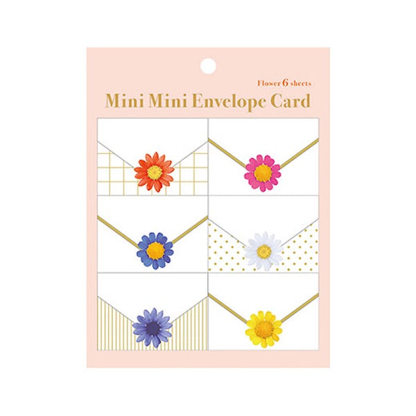 Greeting Life Mini Mini Envelope Card KE-8