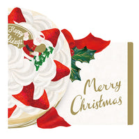 Greeting Life Christmas Card LY-40