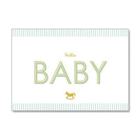Greeting Life Baby Card MM-114