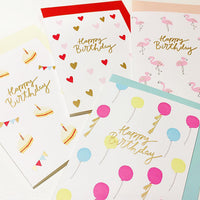Greeting Life Birthday Card MM-225