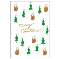 Greeting Life Christmas Card MM-244