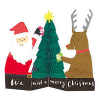 Greeting Life Christmas Card MM-246